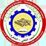 موقع المعهد التقاني في الشطرة Logo